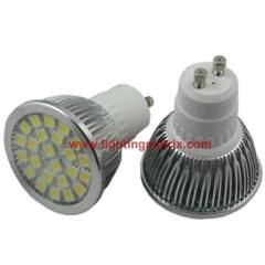 LED GU10 spot light