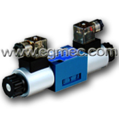 4/2, 4/3 NG6 Rexroth 4WE6 Double Solenoid Operated Directional Control Hydraulic Valve