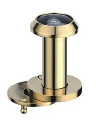 Superior Brass Door Peephole / Door Scope / Door Eye (B-05ST)