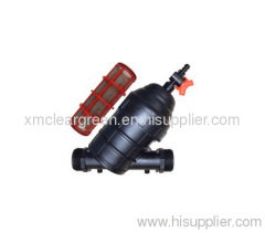 """2"""" Male Pipe Thread Inlet and Outlet Plastic Filter"""