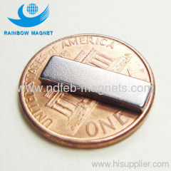 Industrial Neo Magnet with black Ni coating