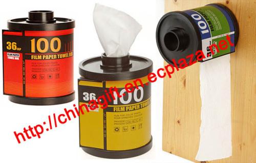 100 Film Paper Towel Box
