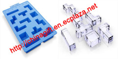 Tetris puzzle game Ice Cube Puzzle Tray