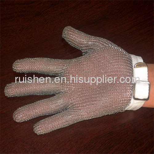 Stainless Steel Protective Glove