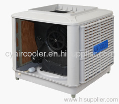 20000m3/h air flow 220V/50HZ centrifugal air cooler