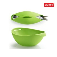 Silicone Steaming Fish Bowl (SP-SG019)