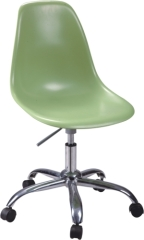 clear Gas Lift DSR back Office Chair