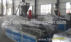 PVC WPC floor extrusion line