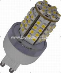 4W G9 60SMD led bulb