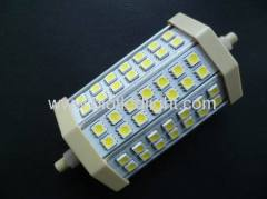 SMD led light smd lamps 42pcs 5050 SMD led bulbsR7S base