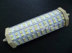 SMD led light smd lamps 72pcs 5050 SMD led bulbsR7S base