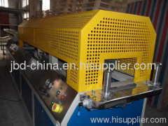 WPC pallet extrusion line