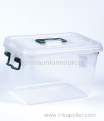 Plastic Square Storage Boxes