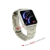 Fashion LED Wrist Watch Silver with 29 bright LED Silver