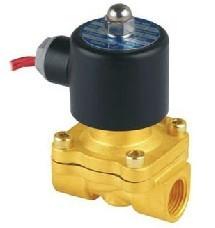 2W Under Water Solenoid valve Gas Diesel Oil Normal Closed 2W250-25 Normal Open 2W160-15 Direct Brass solenoid valve