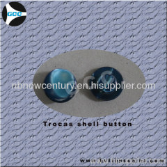 High grade shell buttons