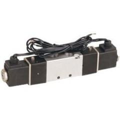 4V120-06 3V120-06 AC220V/DC24V Aluminium original Solenoid Valve 5 way 3 way Pneumatic air control valve