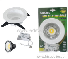 LED Lighting Spotlight COB LEDs