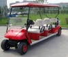 6-seat electric golf cart