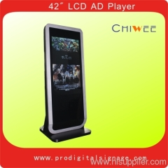 42inch lcd advertising player