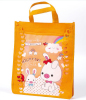 Enviromental Friendly Promotional Foldable Shopping Bag
