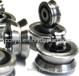 Double V Guide Wheel Bearings