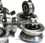 Double V Guide Wheel Bearings