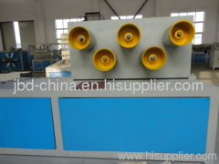PP/PE strapping band extrusion machine