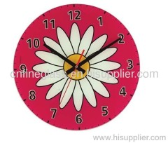 supply high quality clock glass