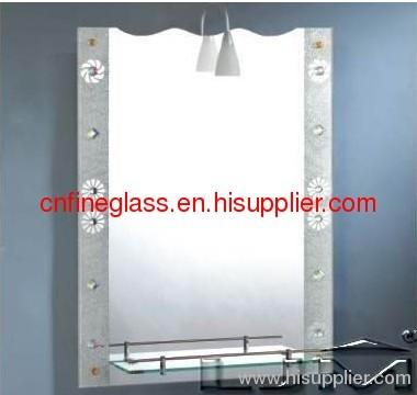 waterproof mirror glass