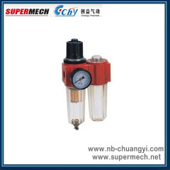 399 series air source treatment units air filter regulator+ lubricator manufacturers model 399