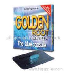 Golden Root Blue Capsule Viagar