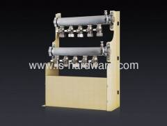 neck hold stainless steel manifold