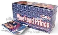 Weekend Prince Male Sex Medicines