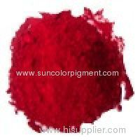 Pigment Red 3 - Suncolor Red 7303