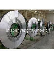 Bimetal hacksaw strips