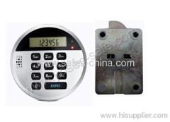 Electronic digital locks