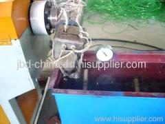 PET strapping band extrusion line