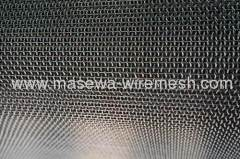 architectural metal fabric