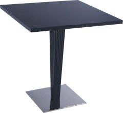 Black Wood Top Squard Bar Tables furniture Table bar