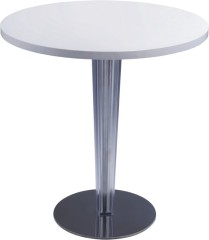 Modern Designer White Wood Top Bar Tables Kitchen Table Bar