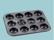 12cavity coating cake pans