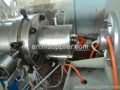 PE PP PPR pipe machinery