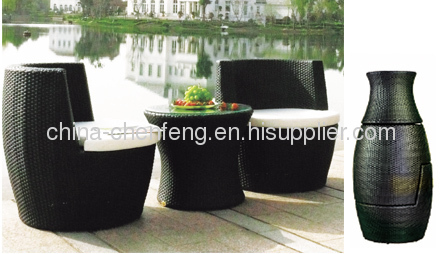 patio stackable rattan furniture sets manufacturers and suppliers in