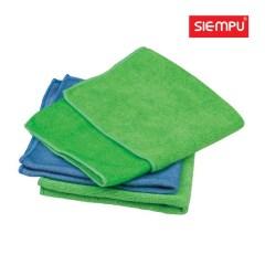 Microfiber PE Car Cleaning Cloth (XQC-C026)