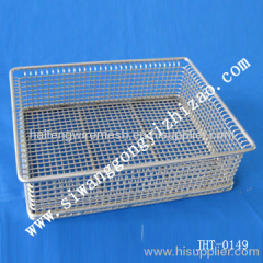 Wire Mesh turnover Container