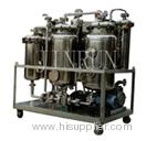 fire resistant oil purifier