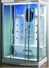 shower cabin with seats(9027)