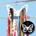 6pcs Plastic hanger as seen on tv hot sell