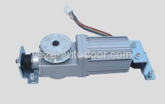 Automatic door brushless DC motor